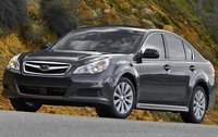 2011 Subaru Legacy, Front Left Quarter View, exterior, manufacturer, gallery_worthy