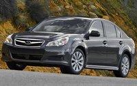 2011 Subaru Legacy, Front Left Quarter View, exterior, manufacturer