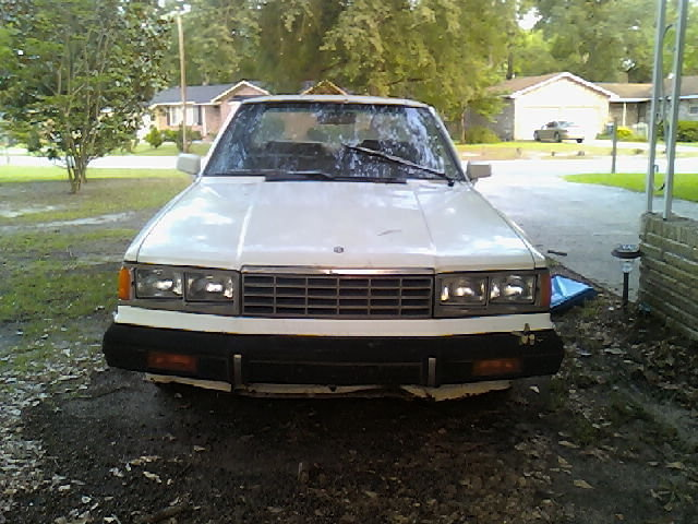 Picture of 1983 Nissan Maxima