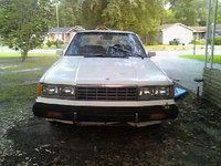 1983 Nissan Maxima Picture Gallery