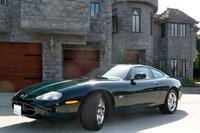 1999 Jaguar XK-Series XK8 Coupe, Picture of 1999 Jaguar XK-Series 2 Dr XK8 Coupe, exterior