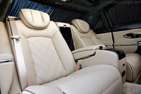 Picture of 2009 Maybach 62 S, interior, gallery_worthy