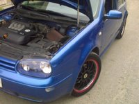 2001 Volkswagen Golf GLS 2.0 picture, engine