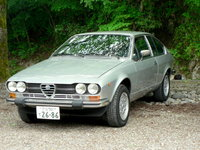 1980 Alfa Romeo Alfetta Overview