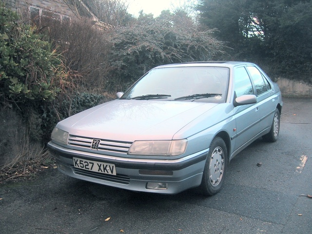 Picture of 1993 Peugeot 605, exterior, gallery_worthy