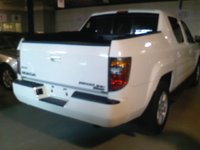 Picture of 2006 Honda Ridgeline RTL, exterior, gallery_worthy