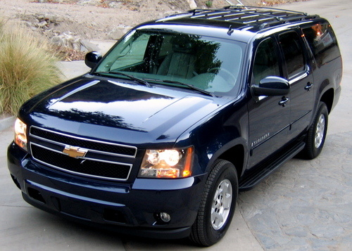 Picture of 2009 Chevrolet Suburban