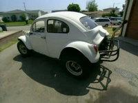 1974 Volkswagen Beetle, straight pipe, exterior