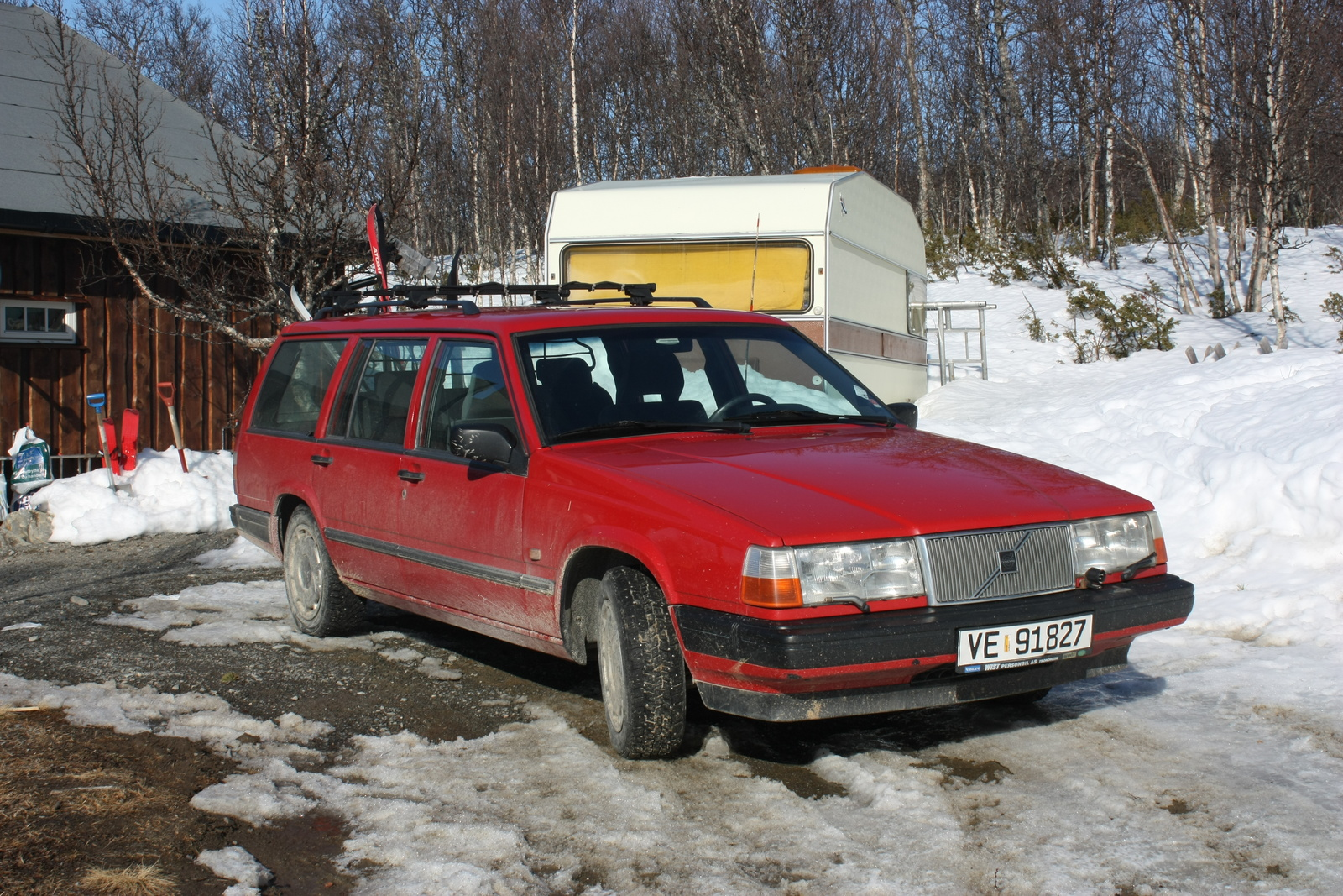 Volvo 940 Wagon Parts 1995 Volvo 940 Wagon