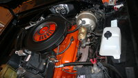 1970 Plymouth Duster picture, engine