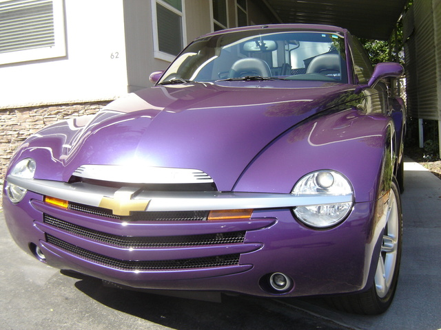 Picture of 2004 Chevrolet SSR LS RWD, exterior, gallery_worthy