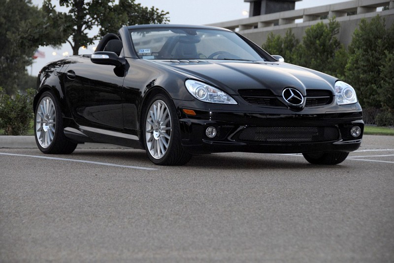 2007 Mercedes-Benz SLK55 AMG Roadster picture