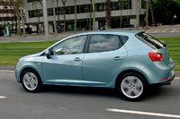 2004 FIAT Marea, 2004 Fiat Marea picture, exterior