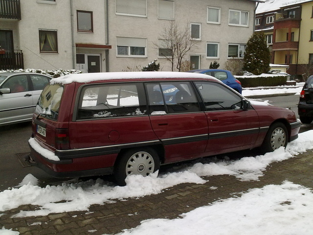 Picture of 1991 Opel Omega