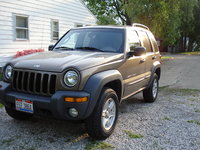 2002 Jeep Liberty Sport 4WD, My Jeep!, exterior