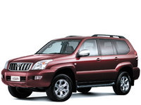 2006 Toyota Land Cruiser Prado Overview