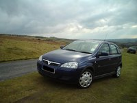 2005 Vauxhall Corsa Overview