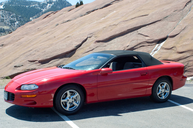 Picture of 2001 Chevrolet Camaro STD Convertible