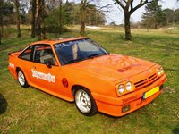 1988 Opel Manta Picture Gallery