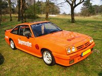 1988 Opel Manta Overview