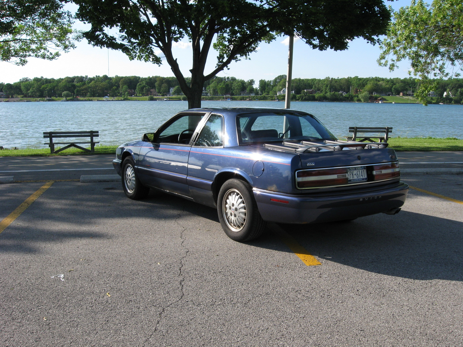 Picture of 1996 Buick Regal 2 Dr Gran Sport Coupe