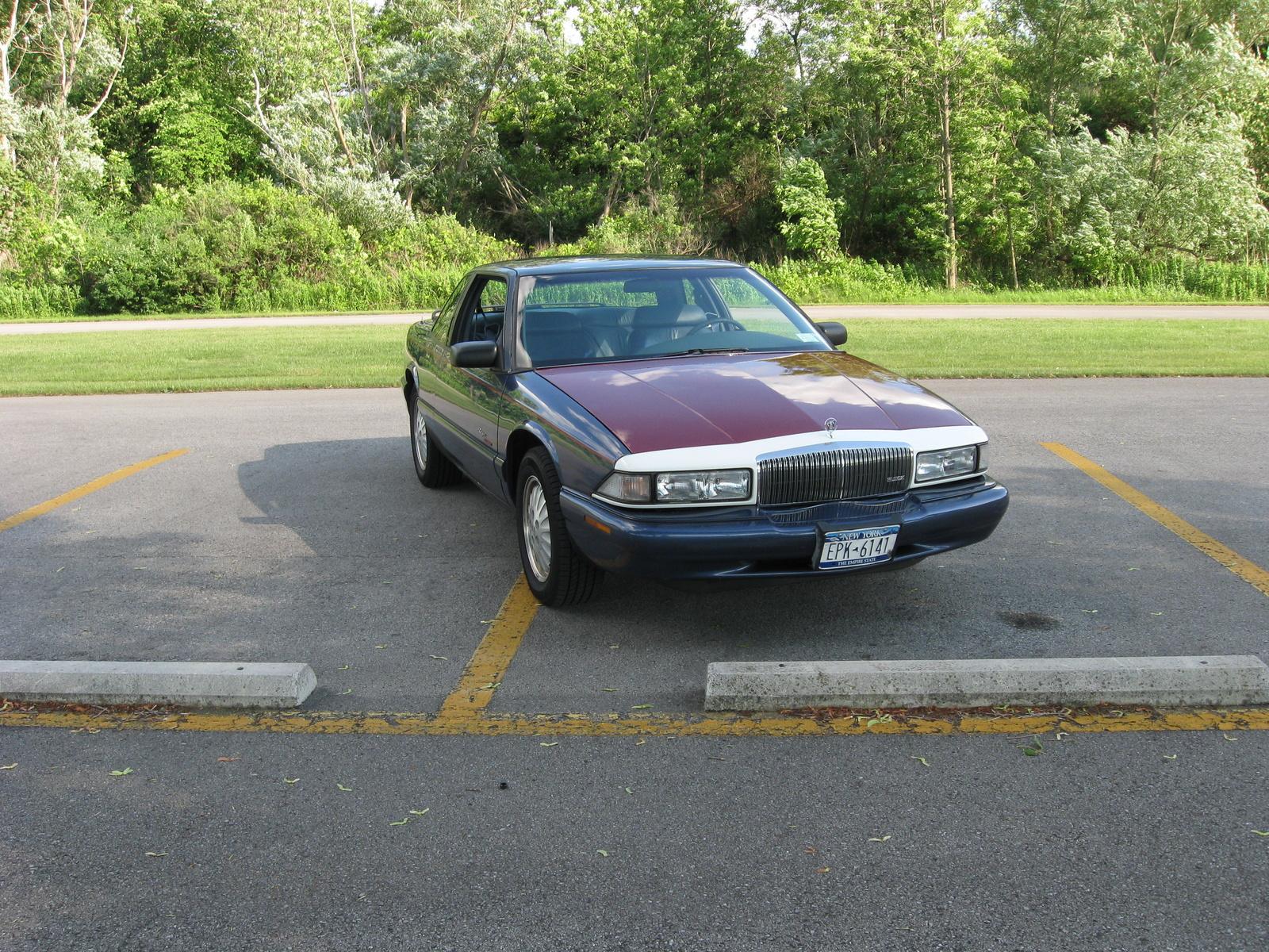 1996 buick regal gran sport coupe