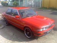 1987 BMW 3 Series 325es Coupe RWD, primera foto con spoiler, exterior, gallery_worthy