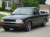 1998 Chevrolet S-10 Overview
