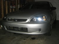 Picture of 2000 Honda Civic DX, exterior