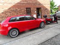 2005 Audi A3, Thug - 3.2l Quatto, exterior