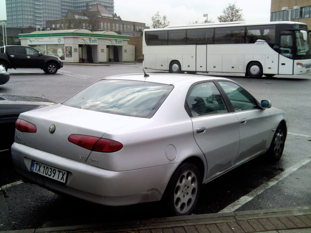 Picture of 2000 Alfa Romeo 166