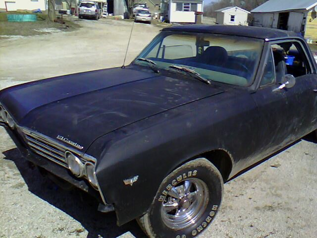 1967 Chevrolet El Camino picture, exterior