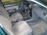 Picture of 1996 Toyota Tercel 4 Dr DX Sedan, interior
