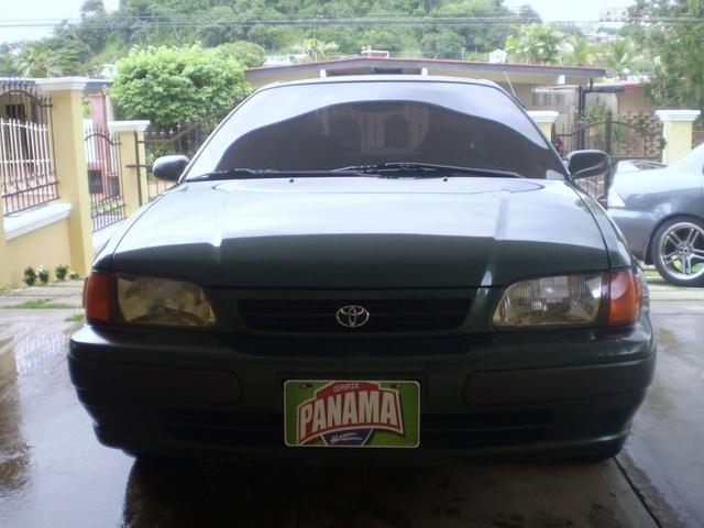 Picture of 1996 Toyota Tercel 4 Dr DX Sedan, exterior