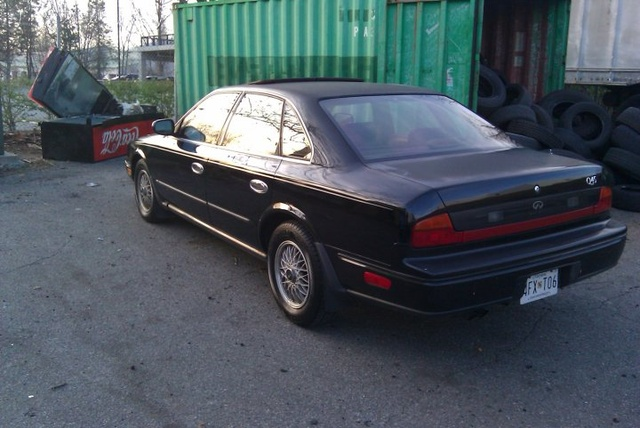 Picture of 1992 INFINITI Q45 4 Dr STD Sedan