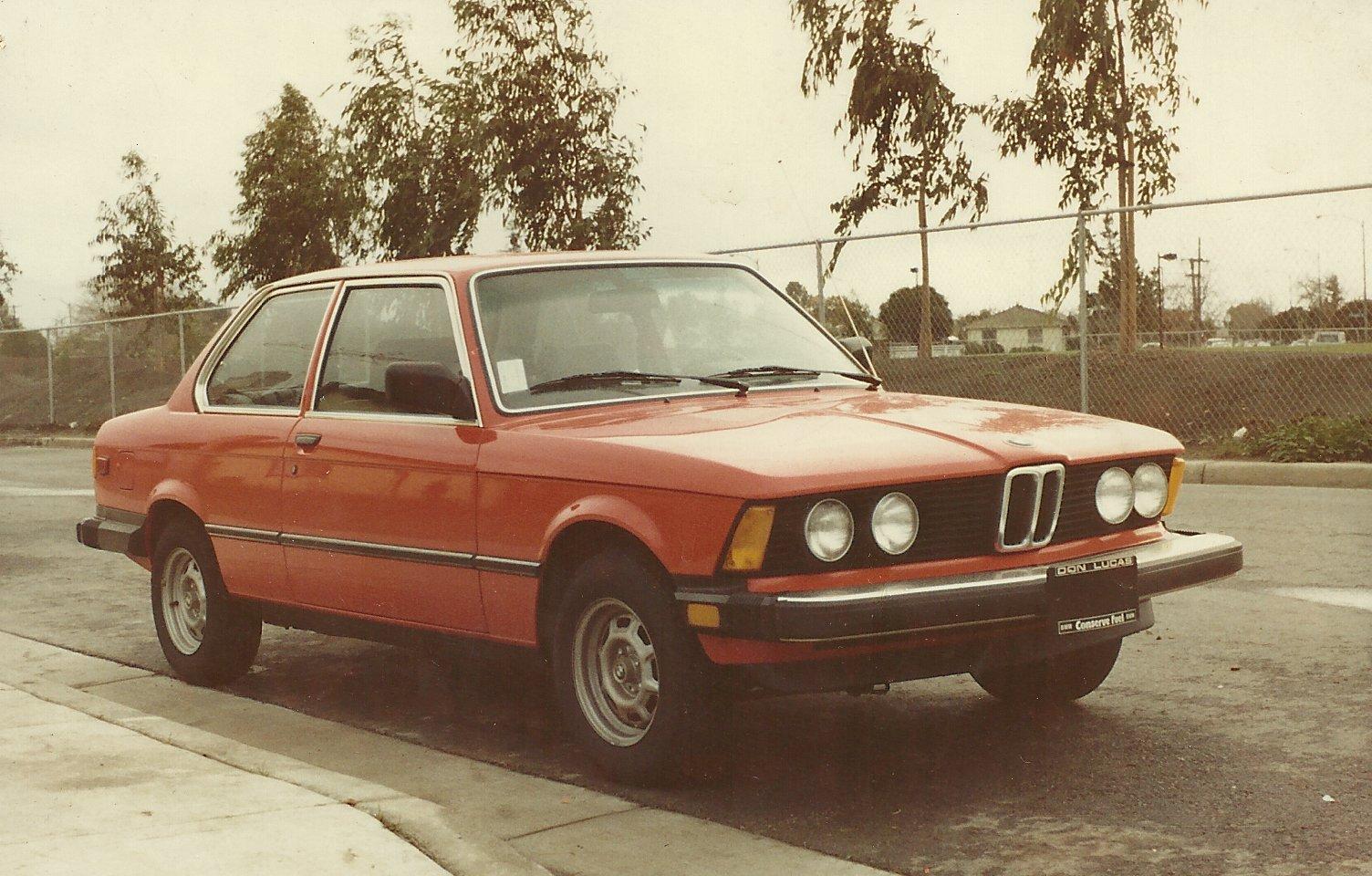 1982 Bmw 3 Series Pictures Cargurus
