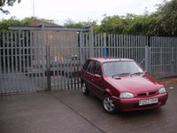 1996 Rover 100 Overview