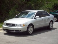 2001 Audi A4 1.8T Quattro, Audrey, exterior