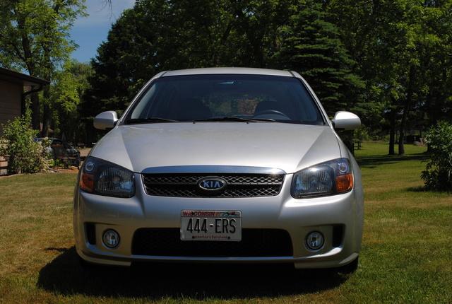 2008 Kia Spectra Pictures Cargurus