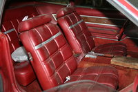 1974 Ford Mustang Mach 1 picture, interior