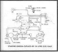 Oldsmobile Cutlass Questions - vacuum hose routing - CarGurus