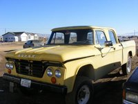 1963 Dodge Power Wagon, This is my infamous dodge pickup (or would have been if it hadnt seezed), exterior