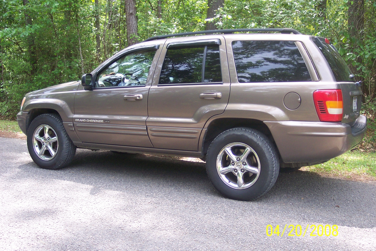 picture of 2002 jeep grand cherokee special edition exterior. Cars Review. Best American Auto & Cars Review