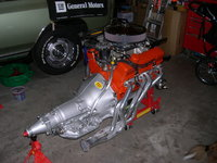 Picture of 1970 Chevrolet Monte Carlo, engine, gallery_worthy