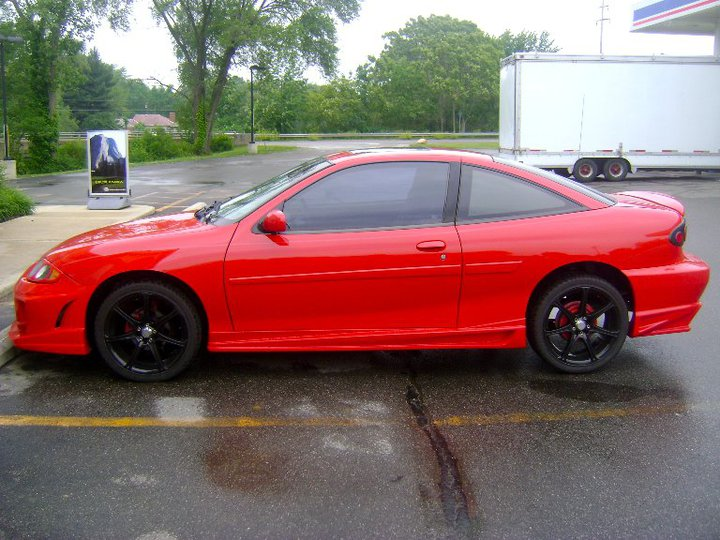 picture of 2004 chevrolet cavalier ls sport coupe exterior. Cars Review. Best American Auto & Cars Review
