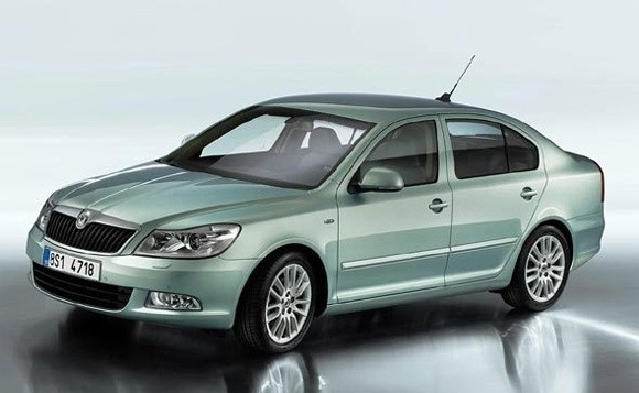 Picture of 2009 Skoda Octavia, exterior