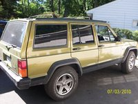 Picture of 1996 Jeep Cherokee 4 Dr Sport, exterior