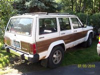 1988 Jeep Wagoneer Overview