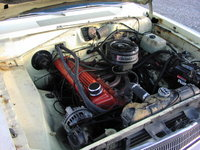 1967 Dodge Dart picture, engine