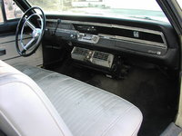 1967 Dodge Dart picture, interior